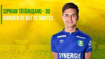 Tatarusanu, prezentat oficial la FC Nantes! Prima reactie dupa ce a semnat