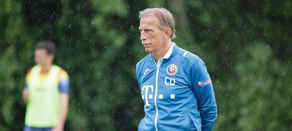 Daum ramane antrenorul Romaniei! Cand se decide daca va continua sau nu pentru 2020