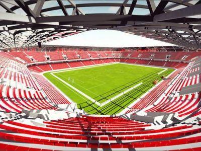 Dinamo isi ADIO de la stadion nou! O echipa din liga a patra se pregateste de modernizare pentru EURO 2020!