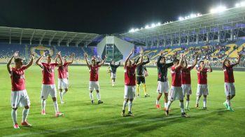 Dinamo 3-1 Gaz Metan. Dubla Hanca in 3 minute, Anton a deschis scorul dintr-un penalty controversat! Vezi fazele