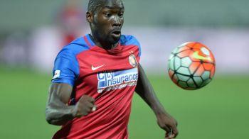 Ar fi una dintre surprizele verii in Liga I: Gregory Tade, aproape de o revenire in Romania! Echipa care l-a ofertat
