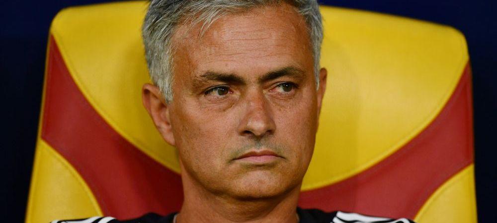 Gestul emotionant facut de Mourinho dupa infrangerea in SuperCupa! La cine a ajuns medalia lui VIDEO