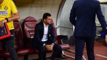 """""""Sunt ingrijorat!"""" Dica, exasperat de ratarile Stelei la meciul cu Iasi! Ce a spus despre transferul lui Nedelcu"""