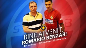 Benzar si Nedelcu si-au ales numerele la Steaua si au fost prezentati. Cu ce tricouri vor evolua cei doi