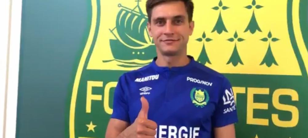Tatarusanu, gata pentru debutul in Franta! Adversar de FOC la primul meci pentru Nantes