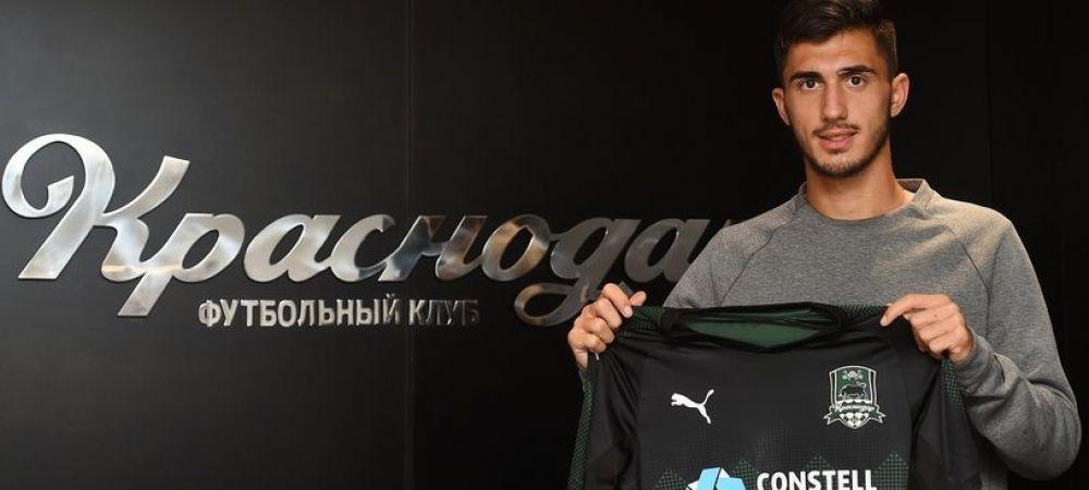 Ivan a dezvaluit motivul pentru care nu joaca inca la Krasnodar. Atacantul si-a anuntat debutul, dar a gresit ziua :)