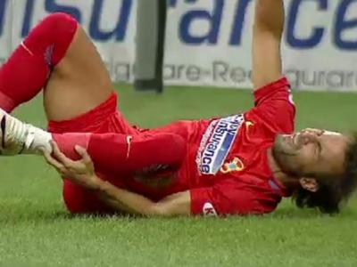 Cea mai grea veste! Teixeira poate rata meciul cu Sporting dupa accidentarea din minutul 3, Balasa are si el probleme!