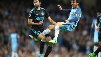 """""""Bai, cine-i cheliosul ala adus de Guardiola?"""" :) Fanii lui City au avut parte de o surpriza la primul meci din noul sezon: David Silva s-a ras in cap"""