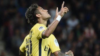 """""""Credeau ca mor fara Barcelona, dar sunt mai VIU ca oricand!"""" Mesajul lui Neymar, dupa debutul cu gol la PSG. VIDEO"""