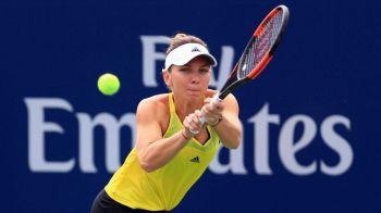 Miza a fost prea mare! Simona a PIERDUT finala in timp record si numarul 1 WTA: Halep 1-6; 0-6 Muguruza