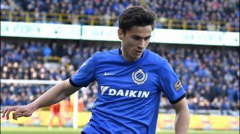 Oferta pentru Rotariu! Ce club vrea sa-l transfere definitiv. UPDATE Ce l-a anuntat Brugge pe mijlocasul roman