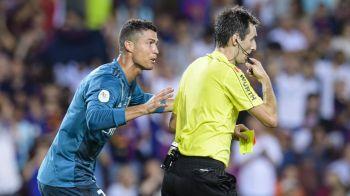 Inca o lovitura primita de Real Madrid! Cat timp e suspendat Cristiano Ronaldo dupa decizia Comisiei de Apel
