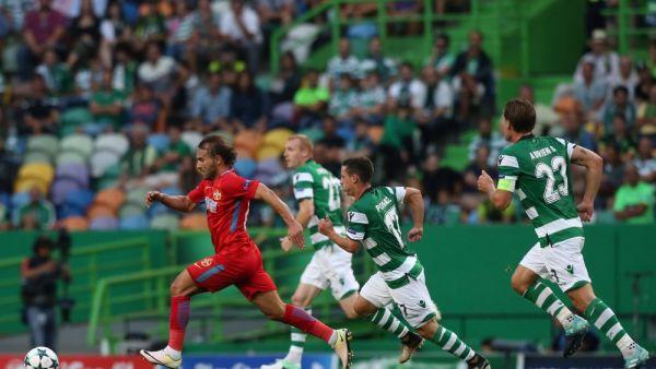 Sporting merge la TAS inaintea partidei cu Steaua! Presedintele portughezilor, SUSPENDAT 6 luni pentru un gest incalificabil
