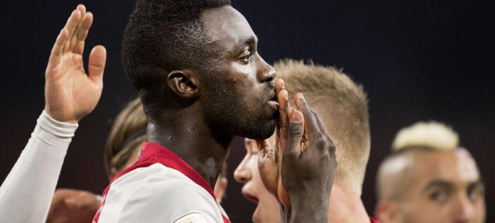 Tottenham a facut cel mai scump transfer din istorie: 45 de milioane pentru un fundas de la Ajax!