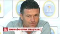 """Oprita vrea sa bata Steaua, apoi sa-i faca galerie cu Sporting: """"Noi jucam in deplasare"""" VIDEO"""