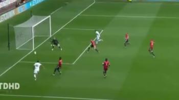 Putea fi GOLUL ANULUI in Premier League! Ayew, executie MONDIALA in minutul 2 al meciului cu United. Ce nebunie a vrut sa faca