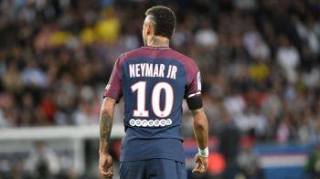 """FABULOS! Neymar a inscris prima bijuterie pentru PSG! Vezi faza geniala: """"Parca se joaca la el in gradina"""""""