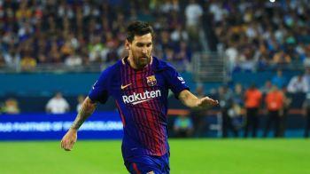 """""""Acordul este TOTAL!"""" Anunt urias despre viitorul lui Messi"""