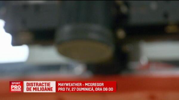 "Mayweather: ""Fac milioane in fiecare luna!"" McGregor cati bani are?"""