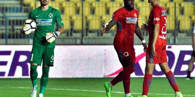 A cantat  Steaua e numai una , a purtat sort cu Steaua dar se jura:  Nu tin cu Steaua  :)) De ce a dat Calintaru scarita din penalty, in minutul 96, cu Steaua