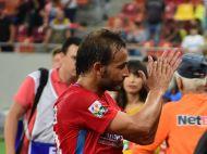 """""""Va fi mai greu ca la Lisabona"""" Ce spune omul meciului pentru Steaua de la partida tur, Felipe Teixeira"""