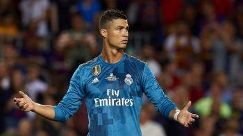 """""""Nedreptate la nedreptate!"""" Reactia lui Ronaldo, dupa respingerea apelului la suspendarea de 5 etape!"""