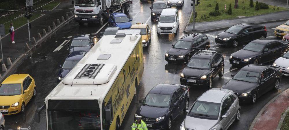 DEZASTRU! Bucuresti, oficial orasul cu cel mai PROST trafic din Europa! Cum arata top 13