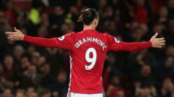 """""""Iti voi da numarul 9, dar eu voi lua numarul 10!"""" Genial! Explicatia lui Zlatan in fata lui Lukaku :))"""