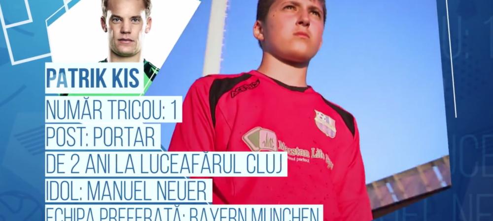 Cu el incepe echipa care va juca pentru Romania la Mondialul pustilor de la New York! Portarul DE NETRECUT care promite sa inchida poarta: VIDEO