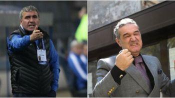 """""""Gigi nici in 3 vieti nu o sa stie fotbal cat stiu eu"""". Becali i-a raspuns lui Hagi, dupa replica taioasa a """"Regelui"""""""