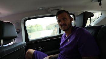 Super transfer pentru Thereau! Fostul atacant al Stelei a semnat cu Fiorentina