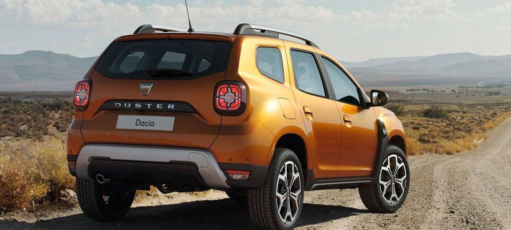 """""""REVOLUTIA e la interior!"""" S-a aflat marele secret Dacia! Ce noutati ascunde noul Duster pana la Salonul de la Frankfurt. FOTO"""
