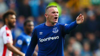 Wayne Rooney a fost ARESTAT de politia engleza! Starul lui Everton, probleme cu politia, dar si cu sotia!