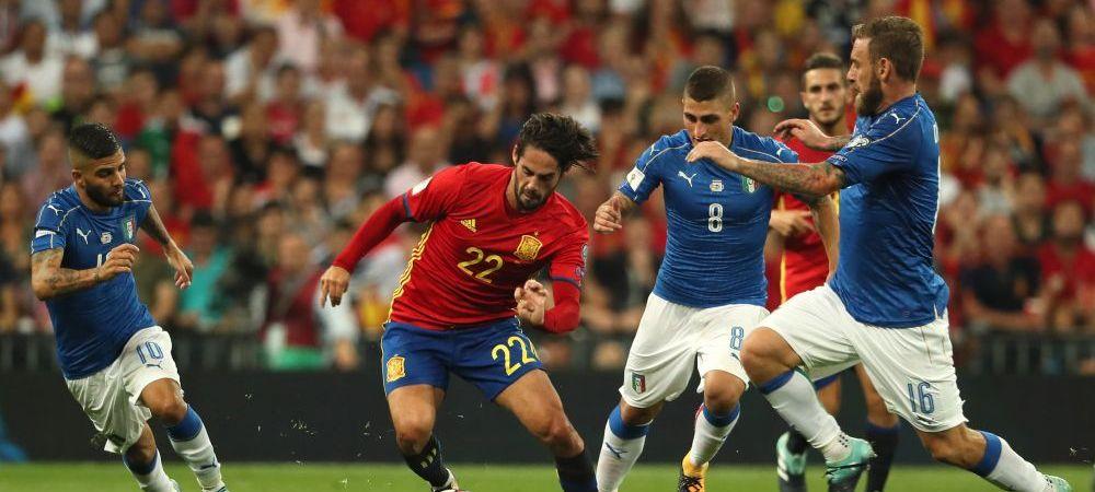 """""""Nici macar Messi nu s-a apropiat de acest nivel!"""" Declaratia incredibila a lui Verratti dupa ce a fost ametit de Isco"""