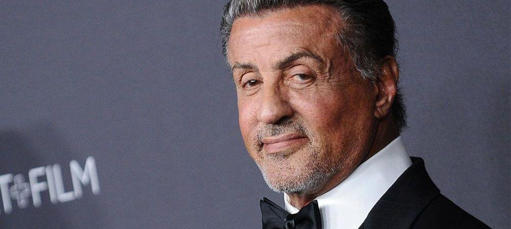 Fanii s-au temut de ce e mai rau! Cum a ajuns sa arate Sylvester Stallone la 71 de ani! FOTO