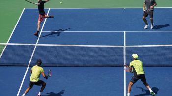 Tecau si Rojer, in SEMIFINALE la US Open! Se dueleaza cu favoritii turneului pentru finala