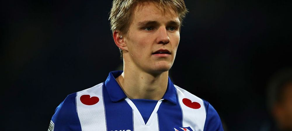 S-a decis viitorul lui Odegaard! Pustiul transferat la 16 ani de Real Madrid a semnat pana in 2021