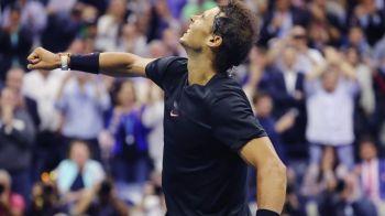 Victorie istorica pentru Nadal! Este in finala la US Open si se apropie de al 16-lea Grand Slam din cariera! Cu cine va juca in finala