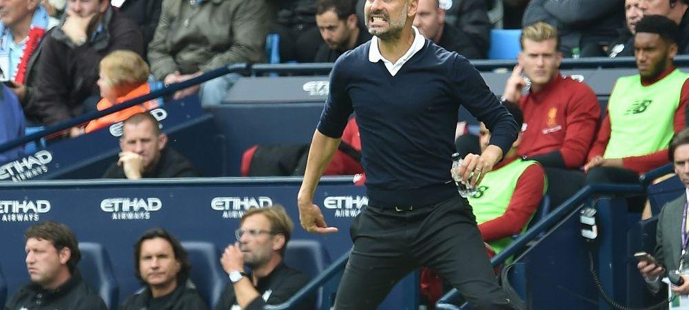 Prima reactie a lui Guardiola dupa ce a umilit-o pe Liverpool cu 5-0. Cum comenteaza eliminarea lui Mane