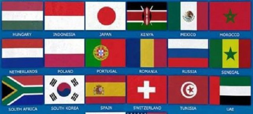 33 de natiuni, doua competitii, UN SINGUR VIS: TITLUL MONDIAL. Romania, intre participantele la Cupa Natiunilor Danone. Cu cine ne luptam
