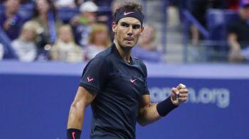 NADAL, REGE la US Open: NADAL - ANDERSON 6-3, 6-3, 6-4! Nadal a castigat pentru a 3-a oara US Open!