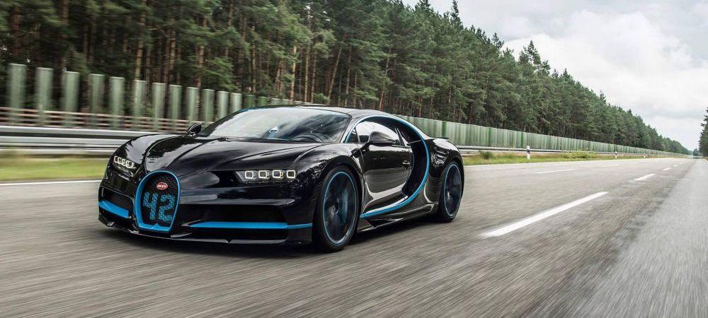 OFICIAL! Bugatti Chiron, cea mai RAPIDA masina din istorie! Surpriza! Cine s-a aflat la volan