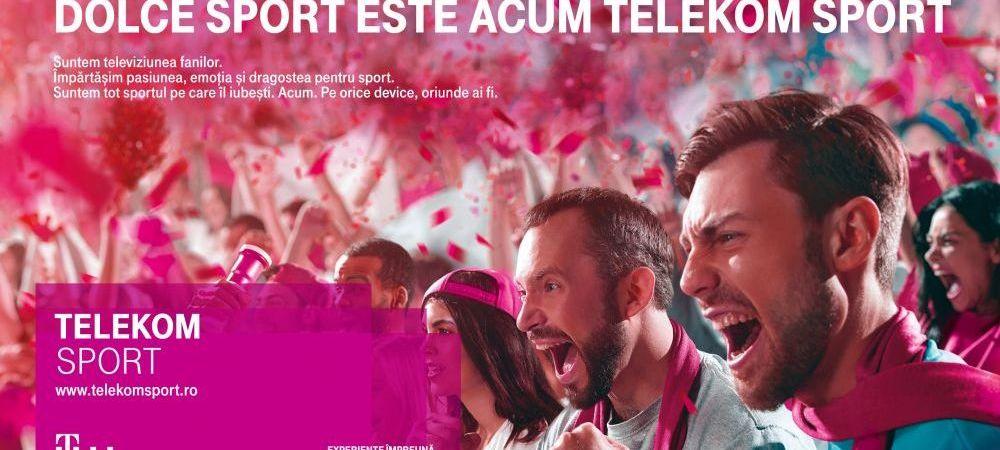 (P) TOT SPORTUL! ACUM! Vezi toate competitiile transmise de Telekom Sport
