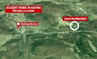 Detalii socante dupa accidentul din Austria cu 5 romani morti: echipa de interventie, la psiholog. Ce au vazut
