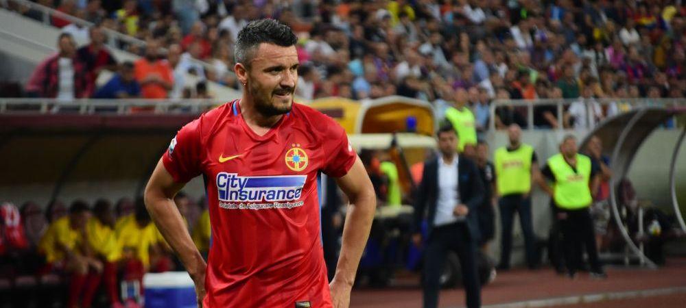 """Cearta intre Dica si Budescu! Reactia jucatorului cand a fost trimis la vestiare de antrenor: """"Ies, dar o sa vorbesc eu cu nea Gigi!"""" Cum a reactionat Becali"""