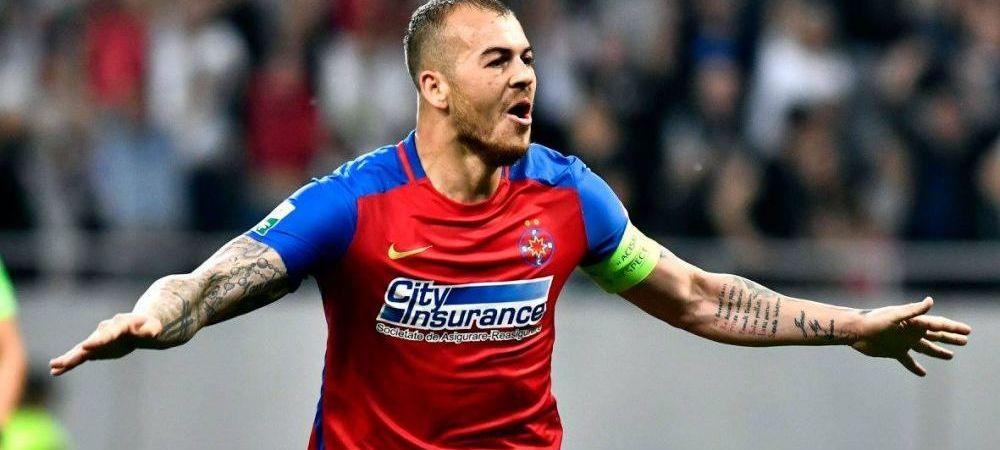Incredibil! Steaua a ratat transferul de 10 milioane al lui Alibec! Cine trimisese SACUL de bani la Bucuresti