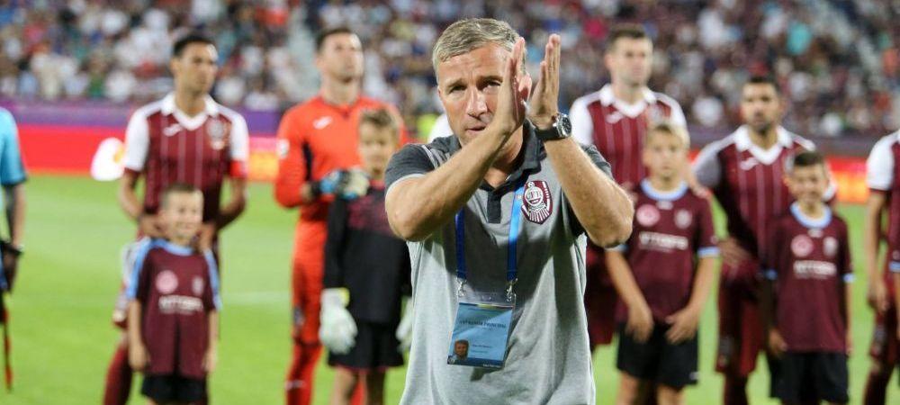 Petrescu, SUSPENDAT cu Steaua! Sta doua etape in tribune dupa ce a fost eliminat cu Craiova
