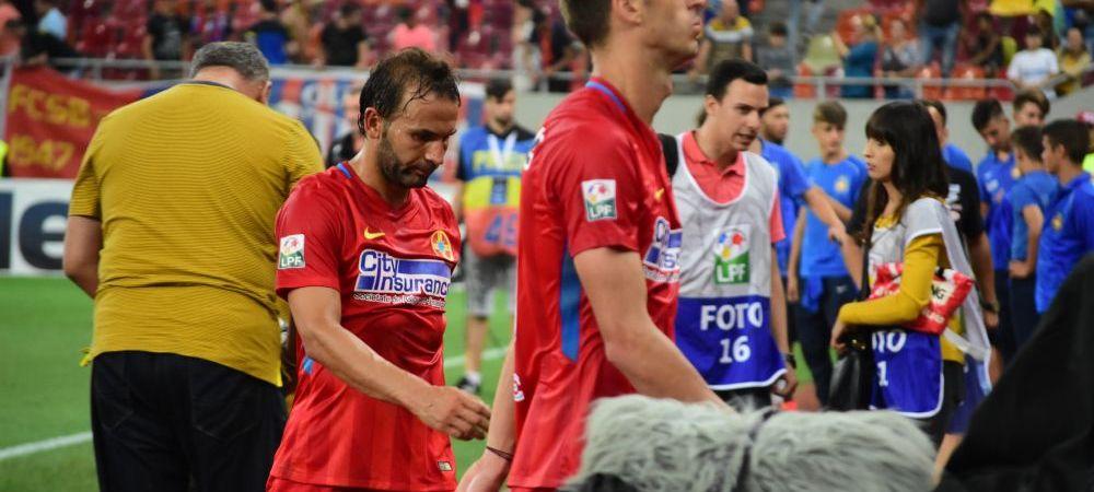 Alibec, cel mai PUPAT stelist! :) START UEFAntastic pentru Steaua lui Budescu si Alibec. AICI ai tot ce nu s-a vazut la TV pe National Arena