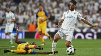 """""""Cum poti sa fii atat de bun?!"""" Isco este ZEU la Madrid! Ce a putut sa faca in victoria lui Real cu APOEL"""