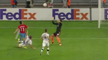 Pentru asta a scos Becali un munte de bani: faza GENIALA Alibec - Budescu, incheiata cu golul de 2-0. VIDEO